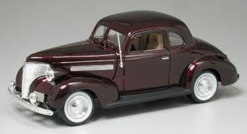 '39 Chevy Coupe -- Diecast Model Car -- 1/24 Scale -- #73247