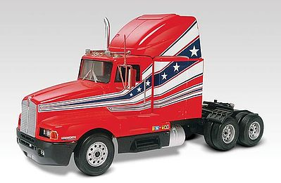 Kenworth T600 -- Snap Tite Plastic Model Vehicle Kit -- 1/32 Scale -- #851958